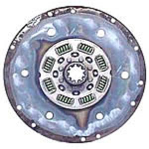 Engine Damper Plate - Rear