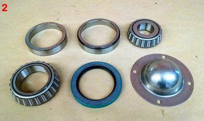 Wheel Bearings & Hub Caps :: RotoMix • FarmAid • Kuhn Knight • Turbo Max