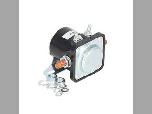 Starter Solenoid - Delco Style - 6 Volt - 4 Terminal Ford 821 851 861 900 701 801 800 811 4130 671 611 641 600 2000 631 601 621 2120 2110 700 4140 650 841 4000 NAA 681 941 501 901 651 881 4030 4110