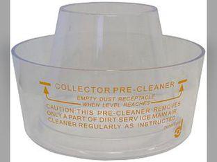 Air Cleaner, Pre Cleaner, Bowl