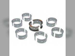Main Bearings - Standard - Set Oliver 1755 1950 1955 1655 1850 1650 1855 1800 1750 White 2-70 2-78 2-85 2-63 Minneapolis Moline G940 G850 G750 156406A 105825A