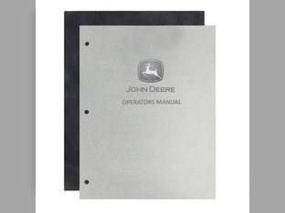 Operator's Manual - 420S John Deere 420 420 OMT33756