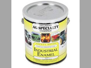 Ford Dark Gray Tractor Paint Gallon