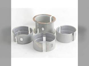 "Main Bearings - .020"" Oversize - Set Oliver 2270 2155 2655 Minneapolis Moline G1355 G1350 White 2-150 10R399 10R404 10R957"