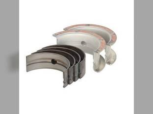 Main Bearings - Standard - Set John Deere 115 145 1010 2010 AT10808
