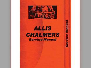Service Manual - 5020 5030 Allis Chalmers 5020 5020 5030 5030