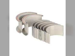 Main Bearings - Standard - Set Oliver 880 88 1655 1600 Super 88 1650 White 2-70 2-85 2-78 2-63 Minneapolis Moline G750