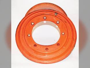 """Used 9.75""""x 16.5"""" 3.5"""" and 7.25"""" Offset 8 Bolt Rim Bobcat S770 S750 A770 S740 A220 A300 7225127"""