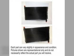 Used Hydraulic Oil Cooler Massey Ferguson 1155 1155 1150 1150 520171M91