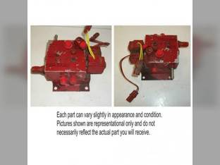 Used Hydraulic Control Valve Case IH 5088 7088 2366 2577 2577 2588 2588 5130 6130 2166 2188 2144 6088 6140 2377 2377 7010 2388 2388 2344 129010A3