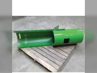 Used Grain Tank Vertical Auger Housing John Deere 6622 7721 7720 8820 6620 SH 6620 AH112734