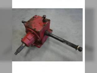 Used Straw Chopper Gearcase Case IH 2366 2388 2344 184394C1