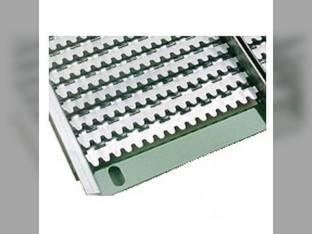 Bottom Sieve Adjustable Blunt Finger Case IH 2166 2366 2144 1644 1666 2344 1325323C5