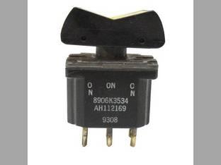 Used Rocker / Toggle Switch John Deere CTS CTSII 4890 9510 9600 9400 4990 9500 9410 9610 AH112169
