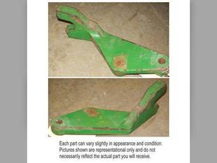 Used Hydraulic Cylinder Hanger RH John Deere 2510 3010 5020 4020 2520 4010 4000 3020 4320 R32117