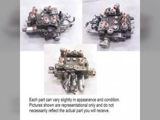 Used Hydraulic Control Valve - Foot Controls John Deere 315 320 CT315 313 CT322 317 AT341095