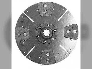Remanufactured Clutch Disc Oliver Super 55 550 White 2-44 30-3016668 30-3449092 100687AS