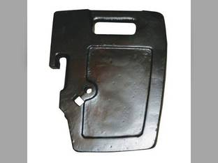 Weight - Suitcase New Holland T6070 7740 7635 T6050 TM135 TM155 TS115A 6635 T6020 TM120 T6060 7840 TM125 TM165 T6040 T6030 TS90 T6010 5635 6640 8160 TM150 TM140 TM190 TM130 8260 8240 TS125A TM175