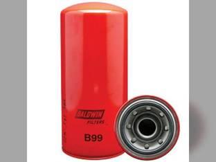Filter - Lube Full Flow Spin On B99 1R0716 Caterpillar Steiger ST325 LION 1000 TIGER CM280 PTA280 ST280 CS325 CM325 PANTHER 1000 CS360 CM360 New Holland Case IH 9180 9170 Challenger / Caterpillar