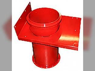 Auger Tube - Vertical Unloading Tank Case IH 2366 1644 2388 1666 2344 2166 2188 2144 1660 2577 1688 2377 1680 1682 1670 2588 1640 1338394C2 International 1470 1440 1460 1482 1480