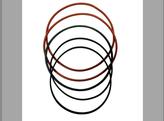 Piston, Sleeve, O-Ring Kit