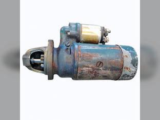 Used Starter - (17113) Same Galaxy 170 Buffalo 130 Hercules 160 Laser 100 Laser 110 Laser 150 Panther 90 Tiger Six 105 Laser 90 Tiger 100 Jaguar 100 AGCO 8610 8630 White 6090 6065 6085 6105 6045