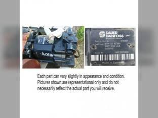 Used Hydrostatic Drive Motor Case IH 7010 8010 AFX8010 86997120