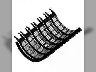 Concave KX7 Set - Standard Small Seed Kit - Kondex Case IH 2188 2388 7130 2577 1688 5088 7088 6130 6088 6140 2377 1680 1682 2588 5130