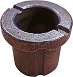 Rear Spindle Bushing - Flanged