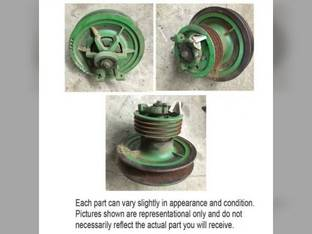 Used Intermediate Cylinder Drive Assembly John Deere 9650 9600 9501 9510 9660 9500 9410 9610 9400 9550 9560 9450 H115596