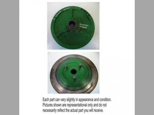 Used Fan Drive Sheave - Outer Half John Deere 9560 STS 9660 STS 9860 STS 9760 STS AH205989