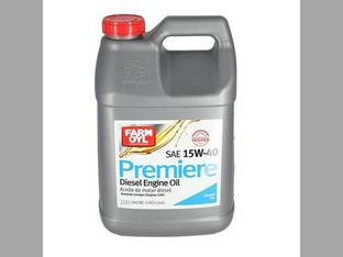 Farm Oyl Premier Diesel Engine Oil 15W-40 2.5 Gallons