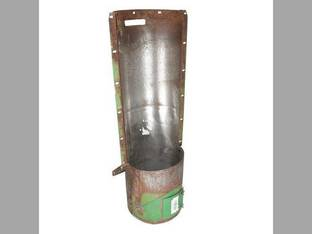 Used Vertical Unload Auger Housing Tube John Deere 6620 7720 8820 6622 7721 AH111469