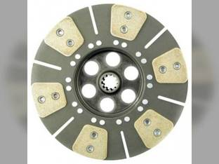 Clutch Disc - 6 Pad Massey Ferguson 3165 245 202 40 302 230 50 20 255 2135 30D 30 203 135 235 165 2200 30B 40B 265 35 175 150 TO35 65 180 185892M94