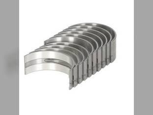 "Main Bearings - .010"" Oversize - Set Massey Ferguson 285 Super 90 298 70 698 90 1080 1085 745585M91"