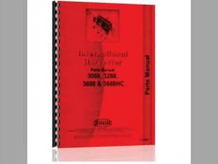 Operator's Manual - 3088 3288 3488 3688 International 3688 3488 3288 3088