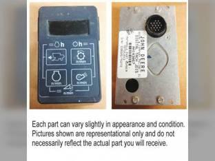 Used Tachometer Gauge John Deere 9600 CTS AH143068