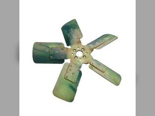 Used Cooling Fan - 4 Blade John Deere 1640 2840 2040 3130 3030 3120 AR26382