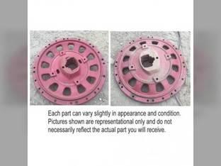 Used Rear Cast Wheel 12 Hole International 1086 1466 1468 1486 529181R1
