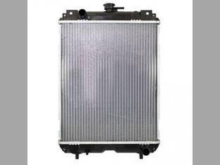 Radiator Case CX31 Kobelco 35SR-2 30SR-2 PM05P00010F1 PW05P00017 PW05P00020F1