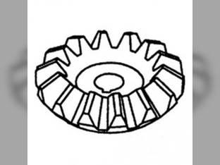 Upper Gear - Unloading Auger Massey Ferguson 300 550 540 510 410 235818M2