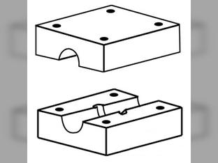 Walker, Bearing Blocks