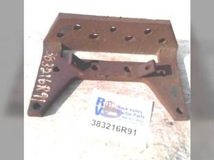 Support-rear Drawbar