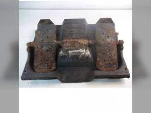 Used Floor Plate w/ Pedals New Holland L230 84201059
