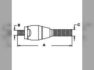 Tie Rod, Joint Assembly
