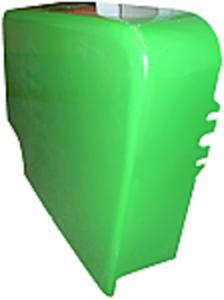 Hydraulic Cover, Left Hand w/o Tool Box
