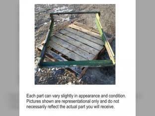 Used Chaffer Frame John Deere 6620 6600 6601 6602 6622 AH75709