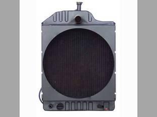 Radiator White 2-110 2-88 303348091