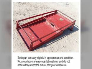Used Rear Service Ladder International 1480 1440 1460 1420 186179C1