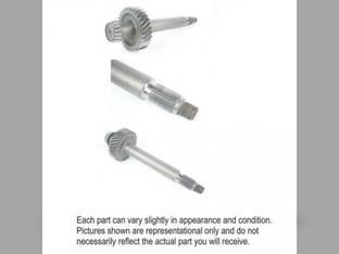 Used Transmission Input Shaft John Deere 8630 8430 R59530